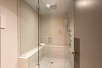steam room at 557 -  St. Giles Road, Glenmore, West Vancouver