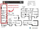 sperate-suite-outline at 3046 Del Rio Drive, Delbrook, North Vancouver