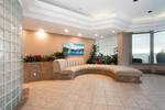 lobby at 601 - 2280 Bellevue Avenue, Dundarave, West Vancouver