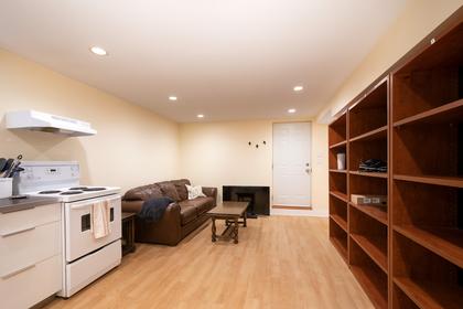 1 bedroom suite at 1227 Jefferson Avenue, Ambleside, West Vancouver