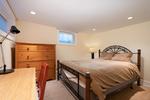 suite bedroom at 1227 Jefferson Avenue, Ambleside, West Vancouver