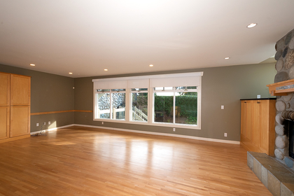 family room at 2475 Palmerston Avenue, Dundarave, West Vancouver