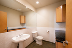 powder room at 2475 Palmerston Avenue, Dundarave, West Vancouver