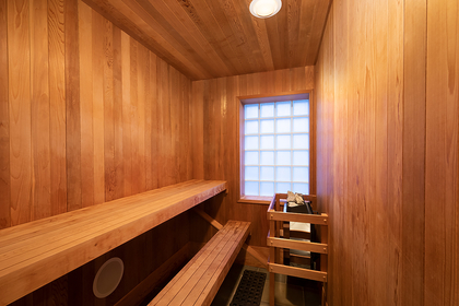 sauna at 4480 Keith Road, Caulfeild, West Vancouver
