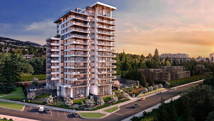 1402 - 2289 Bellevue Avenue, Dundarave, West Vancouver