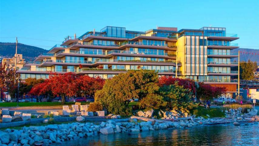 203 - 1333 Bellevue Avenue, Ambleside, West Vancouver