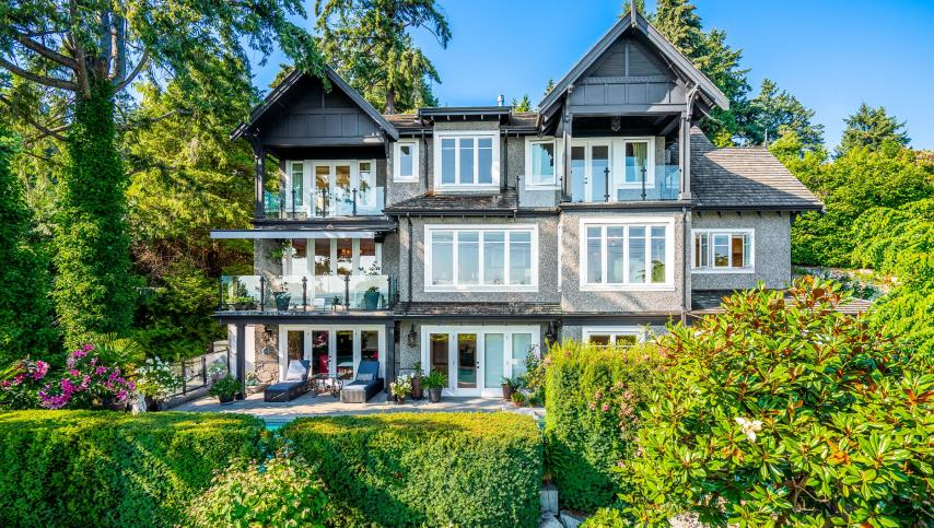 4471 Marine Drive, Cypress, West Vancouver
