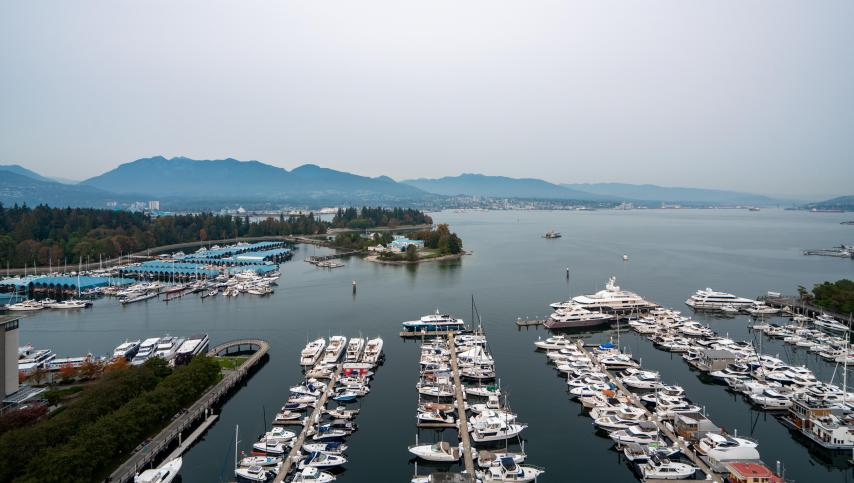 2402 - 535 Nicola Street, Coal Harbour, Vancouver West