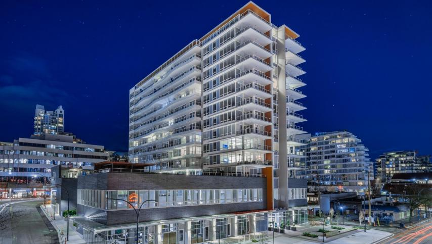 1105 - 118 Carrie Cates Court, Lower Lonsdale, North Vancouver