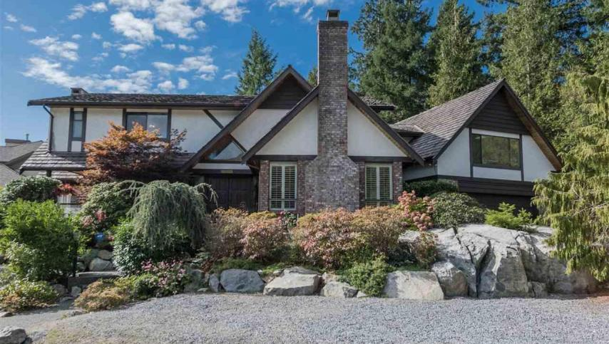 5007 Pinetree Crescent, Upper Caulfeild, West Vancouver