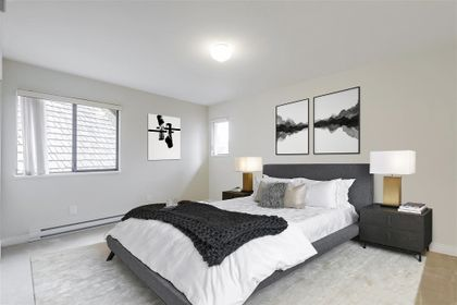 bedroom2 at 5007 Pinetree Crescent, Upper Caulfeild, West Vancouver