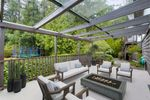 outdoor-patio_final at 5007 Pinetree Crescent, Upper Caulfeild, West Vancouver
