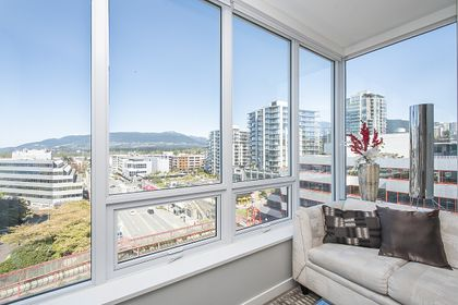 011 at 906 - 118 Carrie Cates Court, Lower Lonsdale, North Vancouver