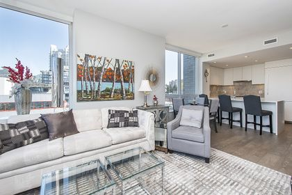 012 at 906 - 118 Carrie Cates Court, Lower Lonsdale, North Vancouver