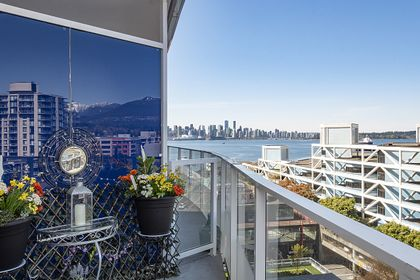 022 at 906 - 118 Carrie Cates Court, Lower Lonsdale, North Vancouver