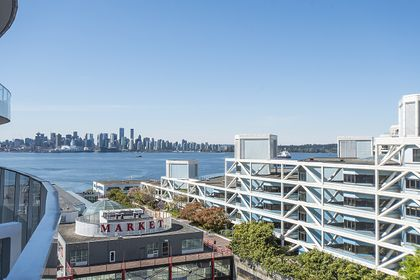 023 at 906 - 118 Carrie Cates Court, Lower Lonsdale, North Vancouver