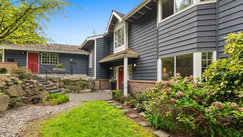 5485 Keith Road, Caulfeild, West Vancouver