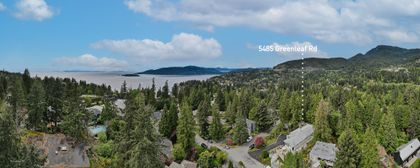 greenleaf-1 at 5485 Greenleaf Road, Eagle Harbour, West Vancouver