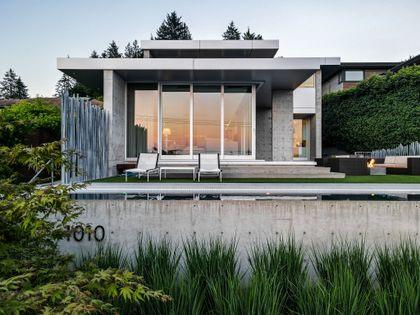 1010aerial-4 at 1010 Braeside Street, Sentinel Hill, West Vancouver