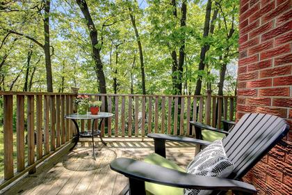 Deck at 174 Bronte Road, Bronte West, Oakville