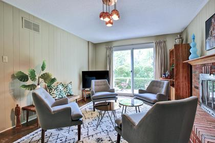 Family Room at 243 Willowridge Court, Bronte East, Oakville