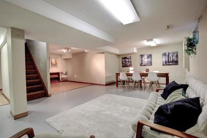 Recreation Room at 243 Willowridge Court, Bronte East, Oakville