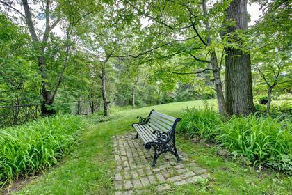 Park-like Setting at 243 Willowridge Court, Bronte East, Oakville