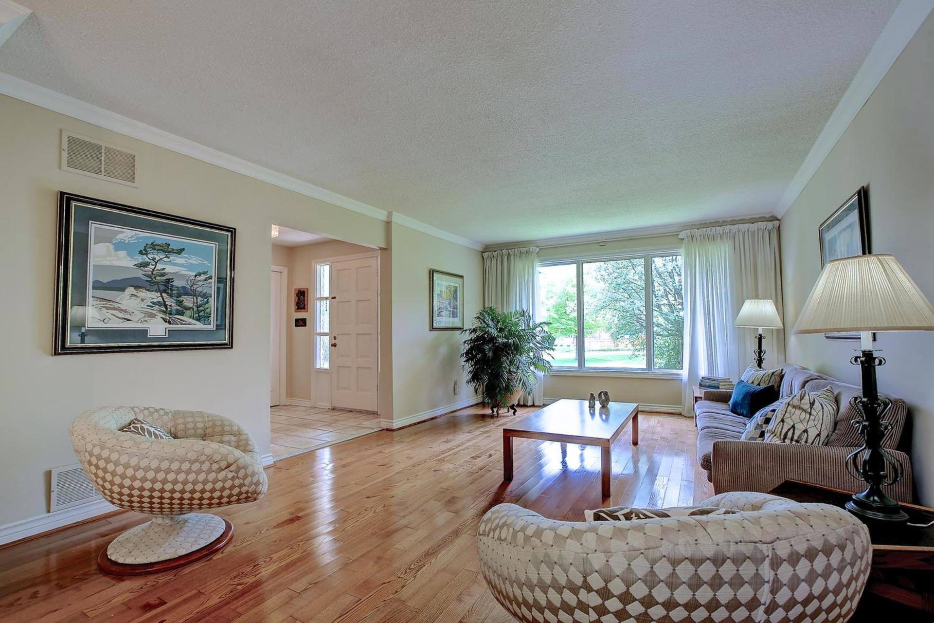 Living Room at 243 Willowridge Court, Bronte East, Oakville