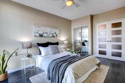 2nd Bedroom at 1809 - 5250 Lakeshore Road, Appleby, Burlington