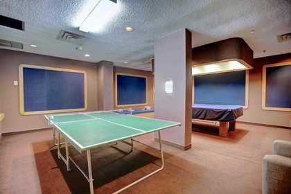 Games Room at 1809 - 5250 Lakeshore Road, Appleby, Burlington