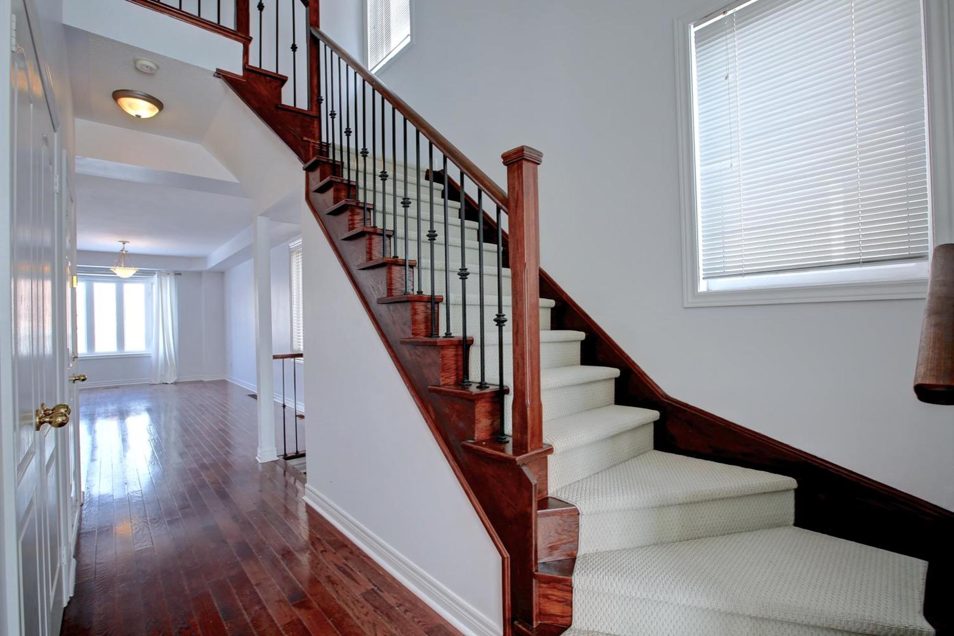 3422-fox-run-cir-staircase at 1809 - 5250 Lakeshore Road, Appleby, Burlington