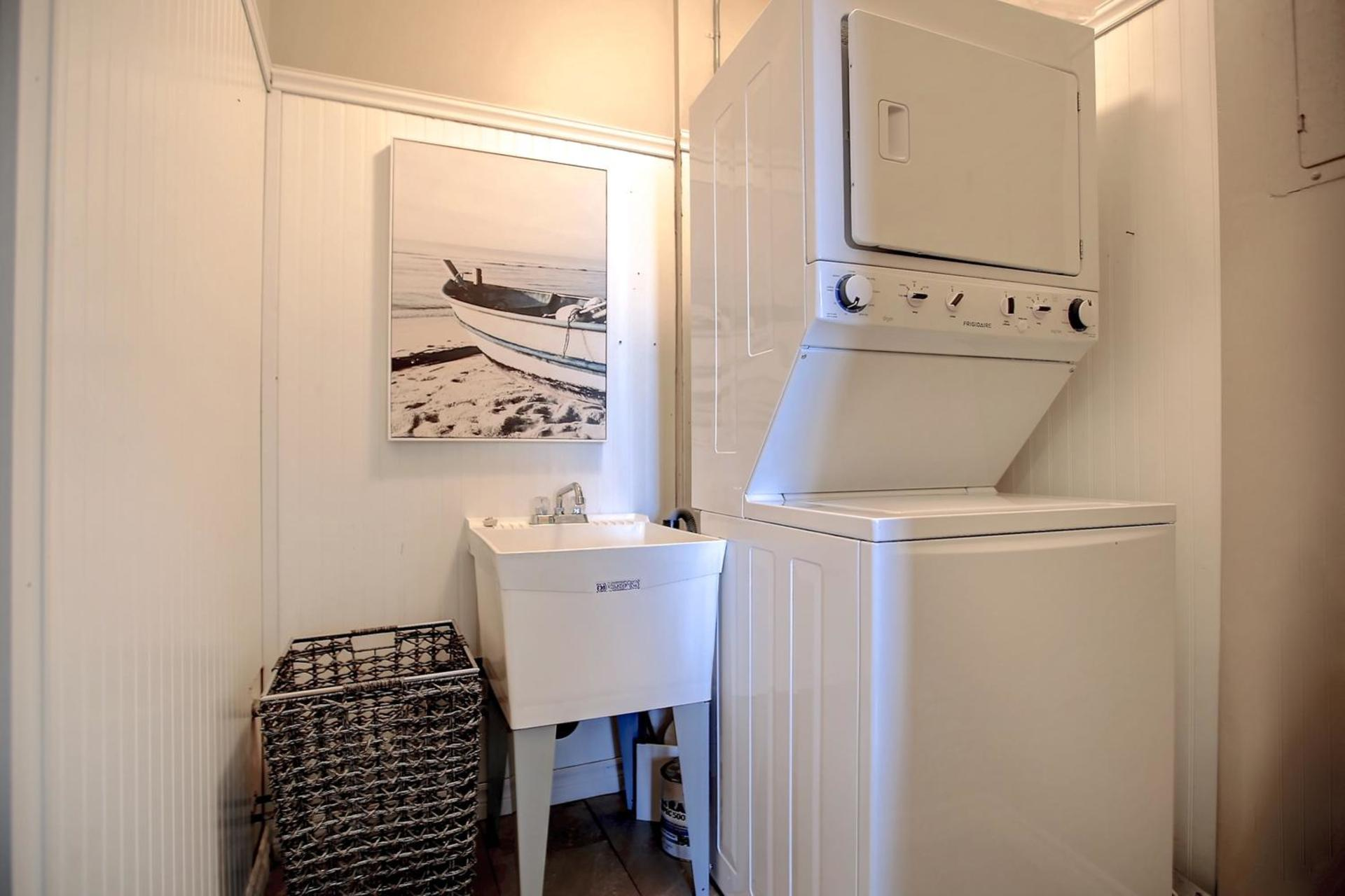 In-Suite Laundry at 1809 - 5250 Lakeshore Road, Appleby, Burlington
