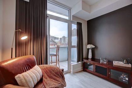 206-1 Hurontario St-Master Bedroom at 206 - 1 Hurontario Street, Port Credit, Mississauga