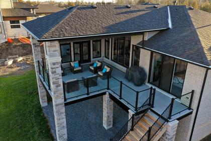 77-navigation-drive-deck-and-patio at 77 Navigation Drive, Prince Edward County,