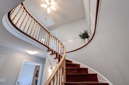 274 Honeyvale Road-Staircase at 274 Honeyvale Road, Bronte West, Oakville
