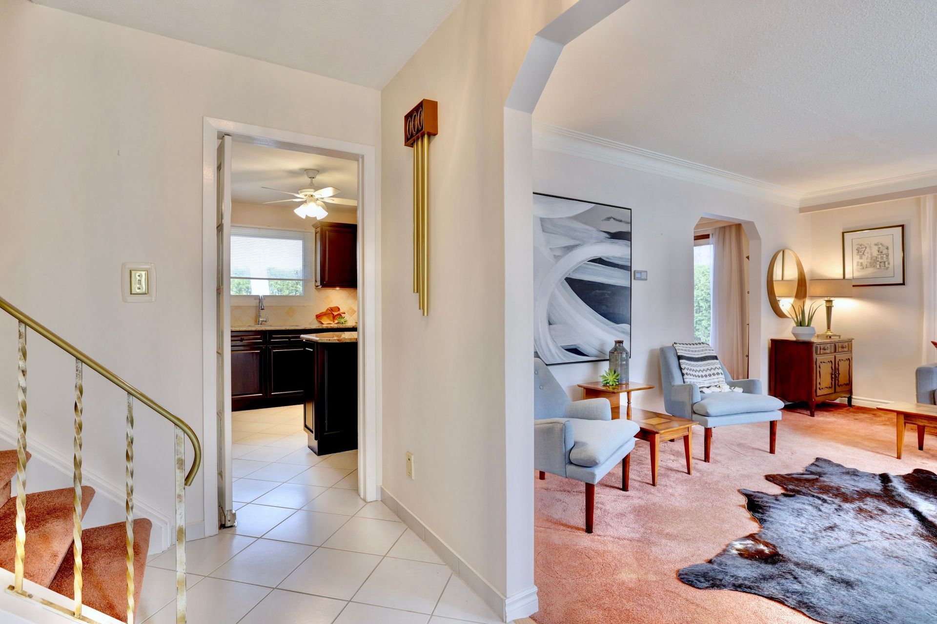 101-solingate-dr-oakville-foyer-to-living-room at 101 Solingate Drive, Bronte West, Oakville