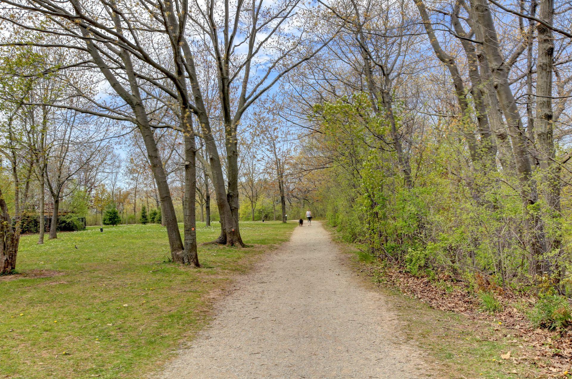 paths-along-bronte-creek at 318 - 2511 Lakeshore Road West, Bronte West, Oakville