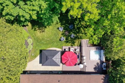 249-lakeview-ave-burlington-aerial-view-of-back-yard at 249 Lakeview Ave, Burlington,