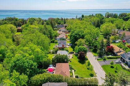 249-lakeview-ave-burlington-aerial-view2 at 249 Lakeview Ave, Burlington,
