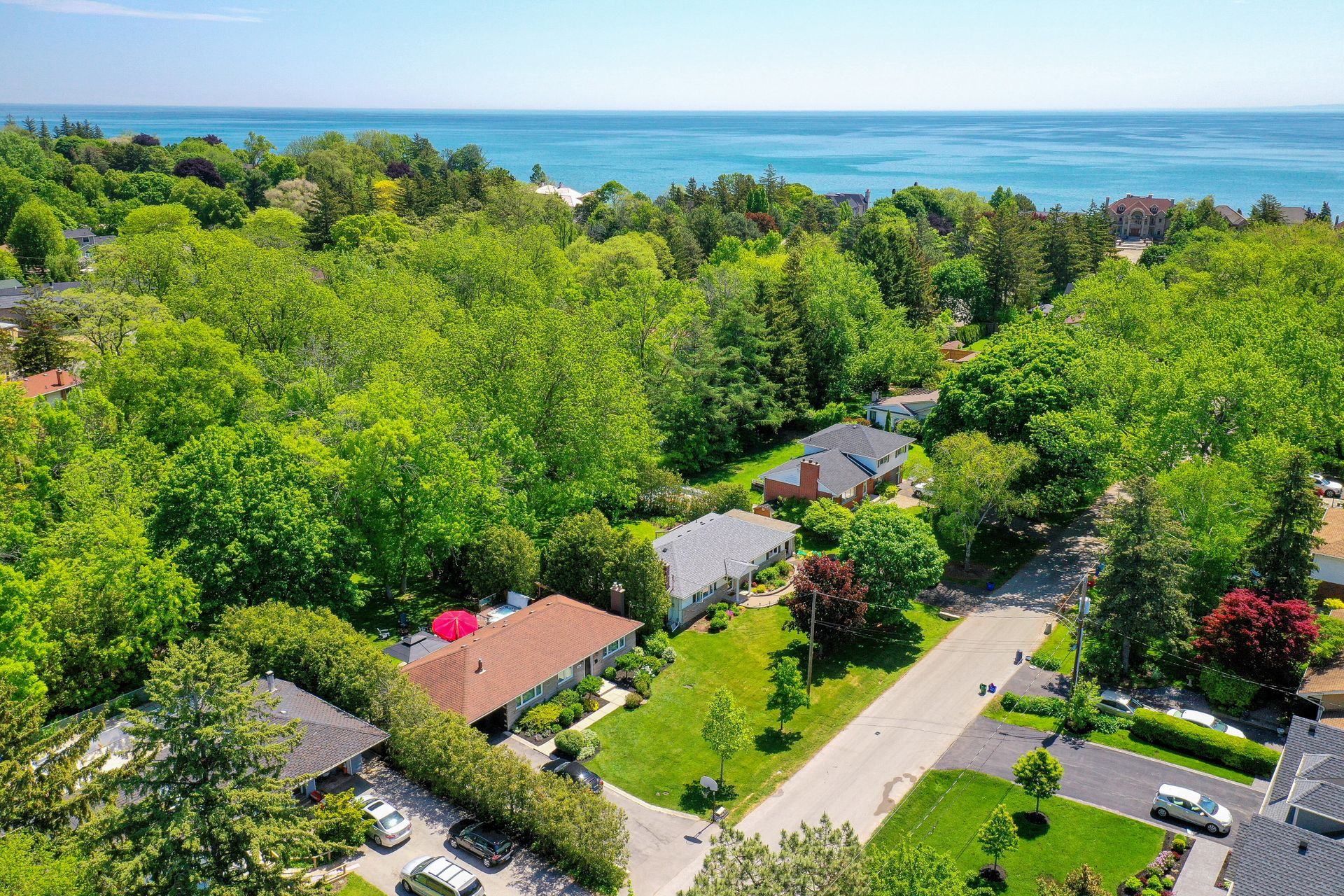 249-lakeview-ave-burlington-aerial-view1 at 249 Lakeview Ave, Burlington,