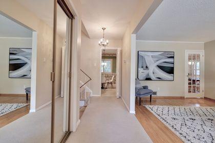 Foyer to Living Room at 2205 Elmhurst Avenue, Oakville