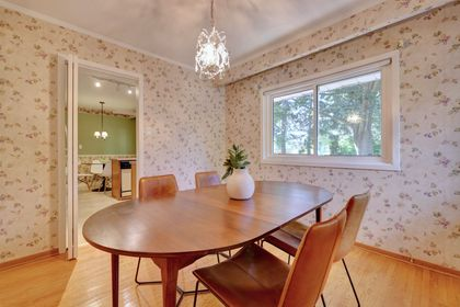 Dining Room at 2205 Elmhurst Avenue, Oakville