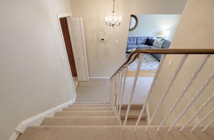 Stairs at 2205 Elmhurst Avenue, Oakville