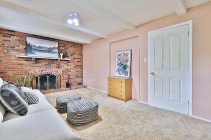 Family Room at 2205 Elmhurst Avenue, Oakville