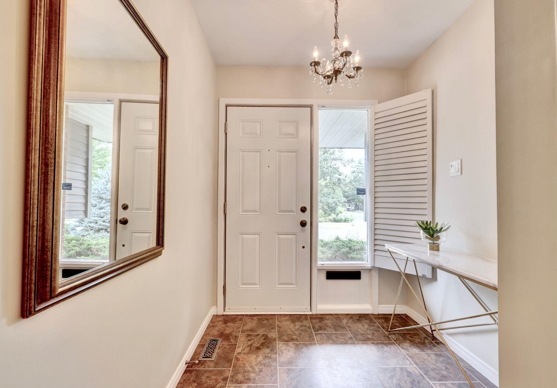Foyer at 2205 Elmhurst Avenue, Oakville