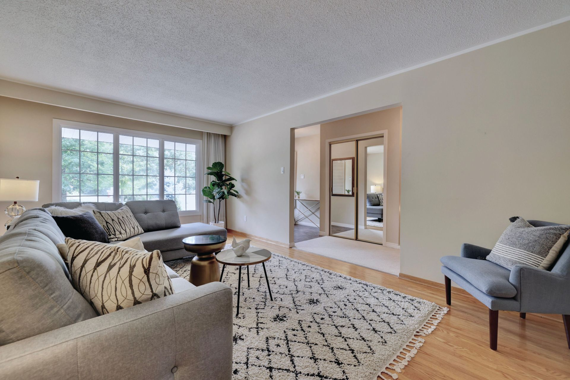 Living Room at 2205 Elmhurst Avenue, Oakville