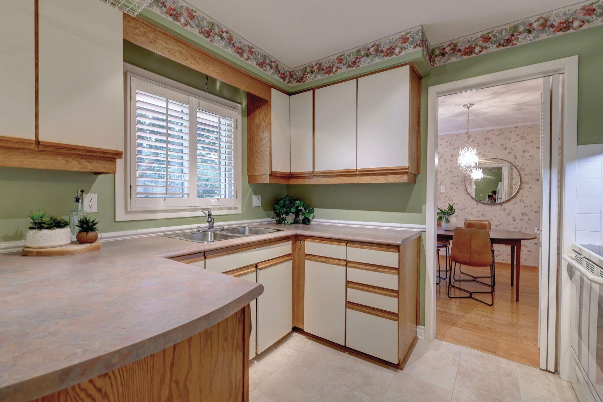 Kitchen at 2205 Elmhurst Avenue, Oakville