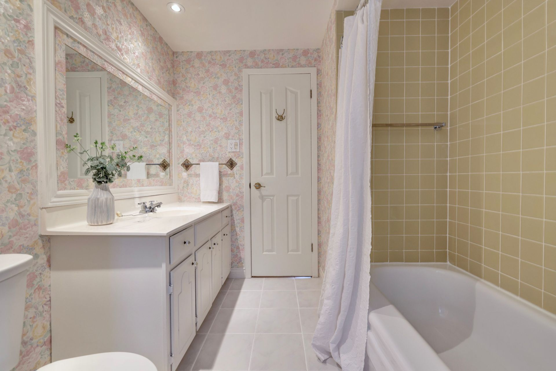 Main Bath at 2205 Elmhurst Avenue, Oakville