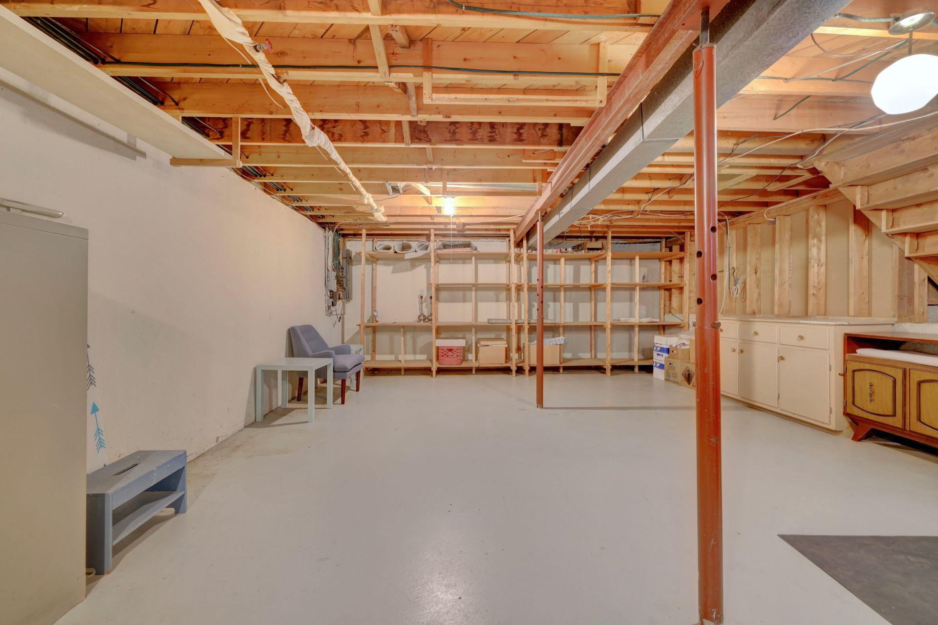 Basement at 2205 Elmhurst Avenue, Oakville