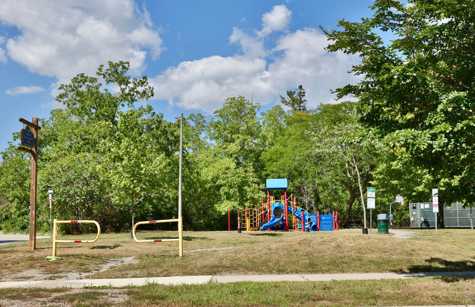 Park Nearby at 2205 Elmhurst Avenue, Oakville